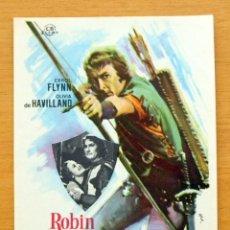 Cine: ROBIN DE LOS BOSQUES - ERROL FLYNN, OLIVIA DE HAVILLAND. Lote 47680266