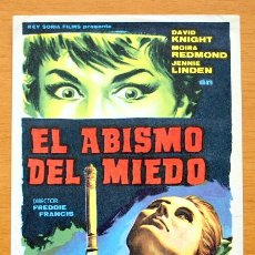 Cinema - El Abismo del Miedo - David Kmight, Moira Redmond, Jennie Linden - 47716482