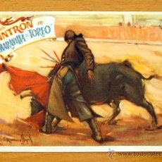 Maravilla del Toreo - Conchita Cintron - con publicidad