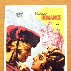Cine: CARMEN - JEAN MARAIS Y VIVIANE ROMANCE. Lote 11442757