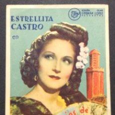 Cine: LOS MISTERIOS DE TÁNGER. ESTRELLITA CASTRO.. Lote 47849209