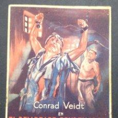 Cine: EL REY DE LOS CONDENADOS. CONRAD VEIDT. HELEN VINSON. NOAH BEERY.. Lote 47891360