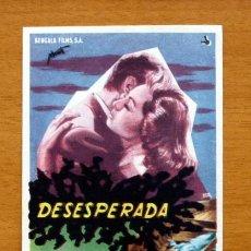 Desesperada - Lea Padovani, Amadeo Nazzari - Con publicidad