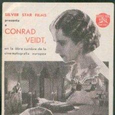 Cine: EL JUDÍO ERRANTE. Lote 48306932