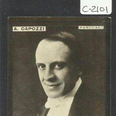 Cine: PASCUALI - A.CAPOZZI - SMART CINE - (C-2101). Lote 48407194
