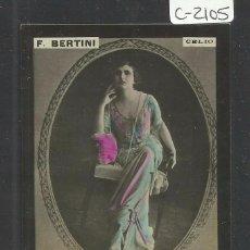 Cine: CELIO - F.BERTINI - SMART CINE - (C-2105). Lote 48407228