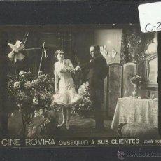 Cine: CINE ROVIRA - JOVÉ FOTO (C-2106). Lote 48407241