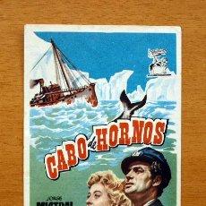 Cine: CABO DE HORNOS - JORGE MISTRAL, SILVIA PINAL. Lote 11770727