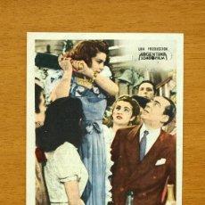 Cine: LA NOVIA DEL DETECTIVE - NINI MARSHALL - CON PUBLICIDAD. Lote 48603958