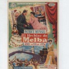 Cine: EL HECHIZO DE MELBA. SENCILLO DE CB FILMS.. Lote 48615148