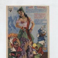 Cine: LOS TRES CABALLEROS. SENCILLO DE RKO.. Lote 48650874