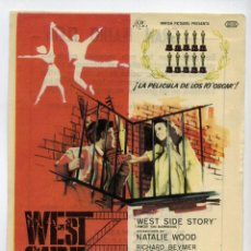 Cine: WEST SIDE STORY, CON NATALIE WOOD.. Lote 268403069