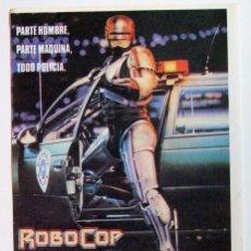 Cine: FOLLETO DE MANO ROBOCOP. Lote 48952202