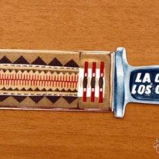 Cine: LA CALLE DE LOS CONFLICTOS - RANDOLPH SCOTT, ANN DVORAK - PROGRAMA TROQUELADO - CON PUBLICIDAD . Lote 49119856