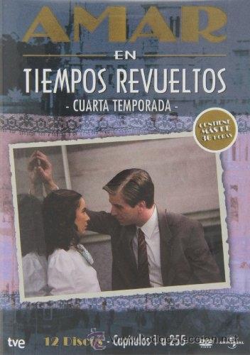 amar en tiempos revueltos 1-4 temporadas perfec - Comprar Series TV ...