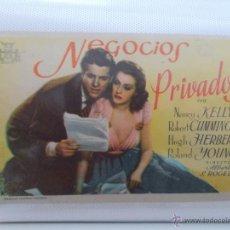 Cine: LA NOVIA DEL DETECTIVE SENCILLO SIN PUBLICIDAD. . Lote 49448072