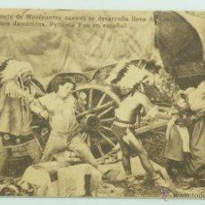 Cine: HORIZONTES NUEVOS PROGRAMA MANO PELÍCULA TEATRO ROSALÍA CASTRO 1931. Lote 49509368