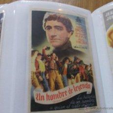 Cine: UN HOMBRE DE LEYENDA. DON BOSCO SENCILLO SIN PUBLICIDAD.. Lote 49513706