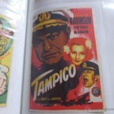 Cine: TAMPICO SENCILLO SIN PUBLICIDAD.. Lote 49514332
