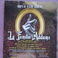 Cine: LA FAMILIA ADDAMS. Lote 49711747