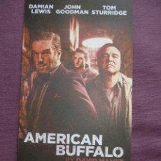 Cine: AMERICAN BUFFALO. Lote 49711765