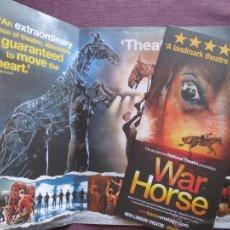 Cine: WAR HORSE. Lote 49711782