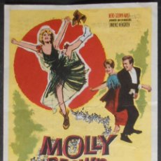 MOLLY BROWN,FOLLETO DE MANO, (7043),CONSERVACION,VER FOTOS