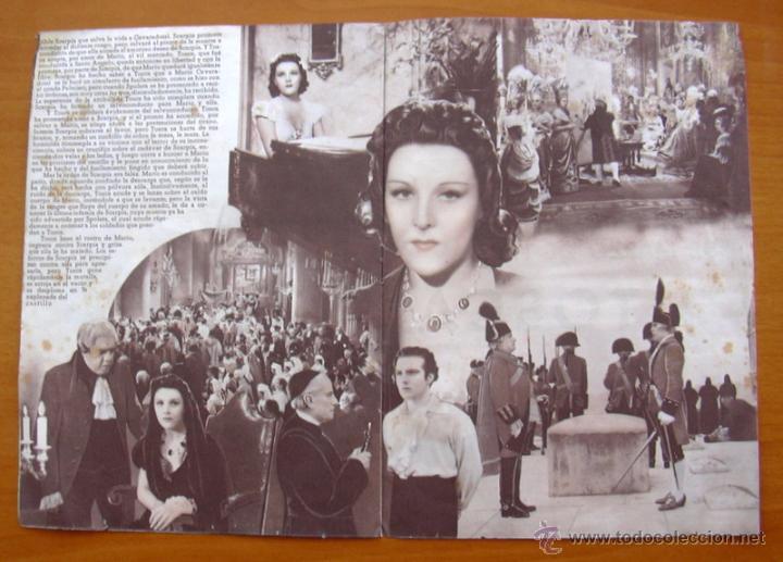 Cine: Tosca - dos programas diferentes - Imperio Argentina - Publicidad Cine Echegaray - Foto 4 - 32936739