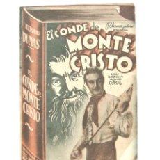 Cine: PROGRAMA DOBLE *EL CONDE DE MONTECRISTO* ROBERT DONAT ELISSA LANDI. TEATRO KURSAAL ELCHE ALICANTE. Lote 50966756