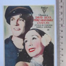 Cine: LA ISLA DE LA PASION-1959. Lote 51355148