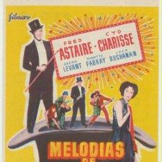 Kino - Melodías de Broadway 1955. Sencillo de Filmax. ¡IMPECABLE! - 51546037