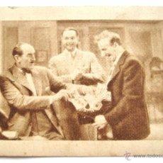 Cine: PROGRAMA TARJETA MGM *HAZTE RICO PRONTO* 1932 JYMMY DURANTE WILLIAM HAINES CAMPOS ELÍSEOS GIJÓN . Lote 51649346