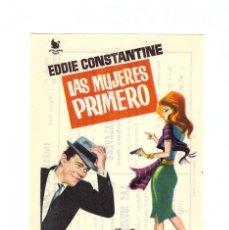 Cine: LAS MUJERES PRIMERO. SENCILLO DE INTERPENINSULAR. IMPERIAL CINEMA - CALLOSA DE SEGURA 1965.. Lote 51925445