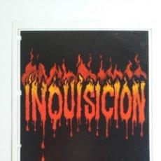Cine: GUIA/CARTEL DE CINE DE TERROR/INQUISICION-PAUL NASCHY.. Lote 51999377