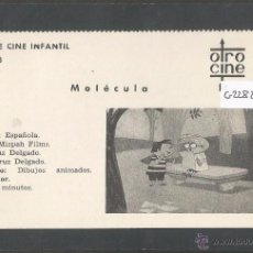 Cine: MOLECULA - CINE INFANTIL - OTRO CINE - (C-2282). Lote 52161563