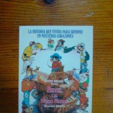 Cine: FIEVEL Y EL NUEVO MUNDO, FOLLETO DE 1986. Lote 52280418
