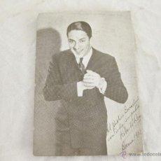 Cine: PUBLICIDAD DE LA PRESENTACION DE ROBERTO REY EN EL TEATRO NUEVO DE BARCELONA. 1932. Lote 52288958