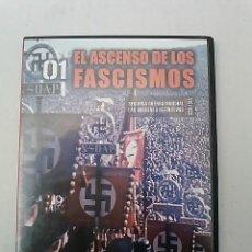 Cine: EL ASCENSO DE LOS FASCISMOS Nº 1-SEGUNDA GUERRA MUNDIAL -LAS IMAGENES DEFINITIVAS -1939-1945. Lote 52359605