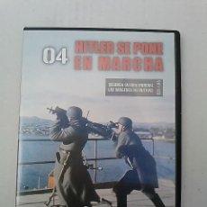 Cine: HITLER SE PONE EN MARCHA Nº 4-SEGUNDA GUERRA MUNDIAL -LAS IMAGENES DEFINITIVAS -1939-1945. Lote 52359718