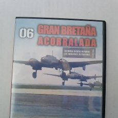 Cine: GRAN BRETAÑA ACORRALADA Nº 6-SEGUNDA GUERRA MUNDIAL -LAS IMAGENES DEFINITIVAS -1939-1945. Lote 52359744