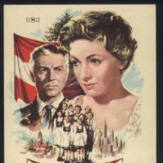 Cine: P-5762- LA FAMILIA TRAPP (DIE TRAPP-FAMILIE) (RUTH LEUWERIK - HANS HOLT - MARIA HOLST). Lote 52604808