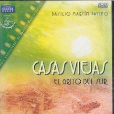 Cine: CASAS VIEJAS DVD (B.M. PATINO): EL SECRETO DE UNA MASACRE, POR FIN REVELADO.CON TESTIMONIOS DIRECTOS. Lote 198962493