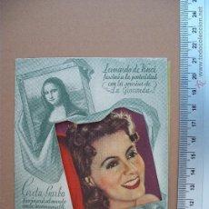 Cine: NINOTCHKA-1951. Lote 52692085