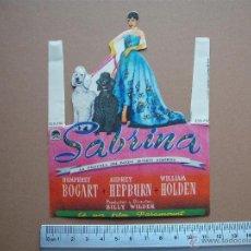 Cine: SABRINA-1955. Lote 52732863
