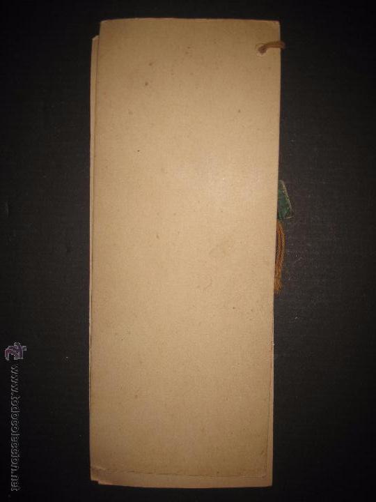 Cine: LA DUEÑA DEL MUNDO - DIE HERRIN DER WELT - CALENDARIO 1920 -VER FOTOS- 10X 24 CM- 4 HOJAS - (C-2341) - Foto 6 - 52842521