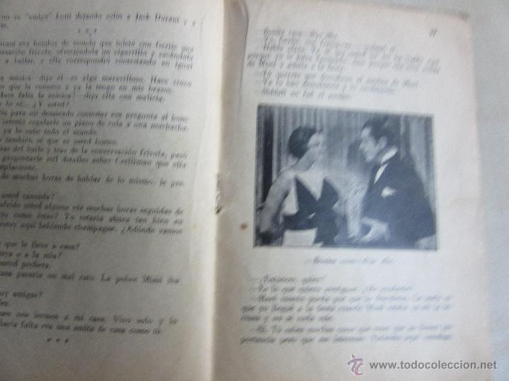 Cine: Folleto de Asesinato en la terraza de 1933 32 páginas - Foto 4 - 52889635