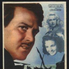 Cine: P-5842- EL DESEO Y EL AMOR (LE DÉSIR ET L'AMOUR) (CINE MODERNO) (ANTONIO VILAR - CARMEN SEVILLA). Lote 53024528