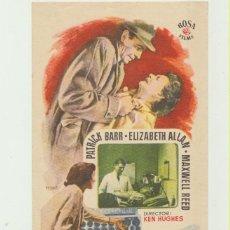 Cine: TU MATARÁS. SENCILLO DE ROSA FILMS.. Lote 53080461
