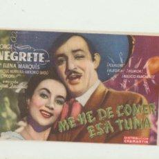 Kino - Me he de comer esa Tuna. Sencillo de Chamartín. Cine Plaza de Toros. - 53150893