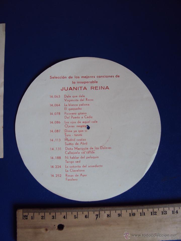 Cine: (PG-1201)PROGRAMA COMPAÑIA LIRICA JUANITA REINA - Foto 6 - 53193106